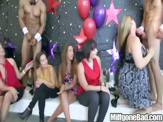 blowjob celebration on milfgonebad