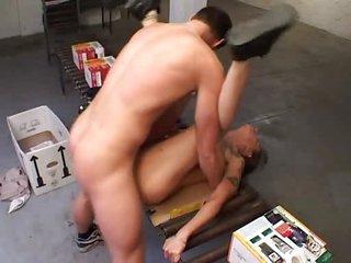 grownup german slut fucked...bmw