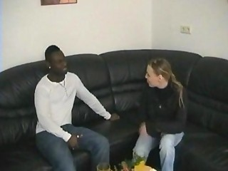 german cuckold woman on dark master 3