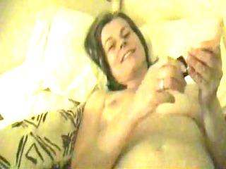 lady lets me film her masturbate