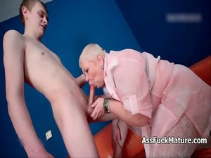 lucky boy takes to copulate a naughty