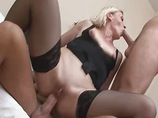 horny grownup albino inside mad groupsex!
