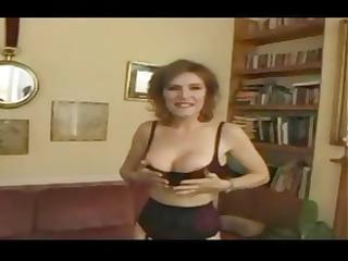 mature european housewife blows three libidos and