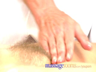 massage rooms older  girl with shaggy vagina