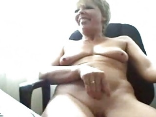 naughty old on webcam