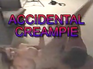 creampie surprise in grownup woman