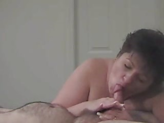 cougar bbw cumswallower