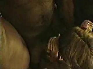 cuckold - triple ebony men join a older  for fuck