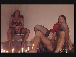 european grownup anal-who is she