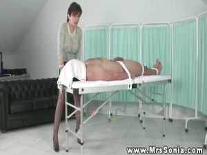 domina has enormously specific wants for her