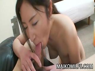 chiho sakurai - asian wife hirsute muff explored