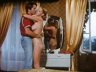 steamy vintage gangbanging moments