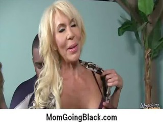 woman angel obtains black monster 7