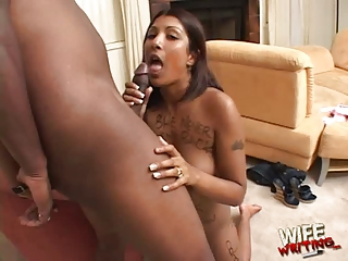 awesome indian woman go brown