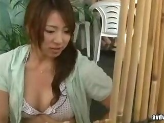 lady and lady have a fuck massage by geek inside