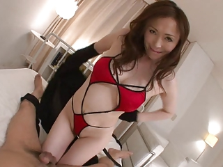 older  japanese babe give desperate pleasure