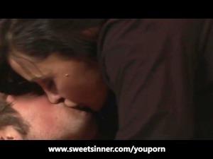 lara ann licks and copulates her step son