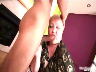 huge breasted desperate lady blonde slut doctor