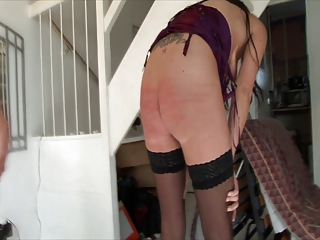 johnny rockard gives welsh bdsm lady bella pain