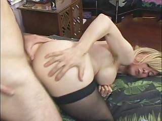 alexis hartley - large boob woman