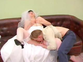 mature bride 4