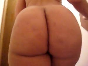a plump butt