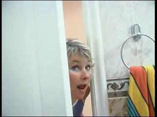 woman spying on son desire he was inside bath