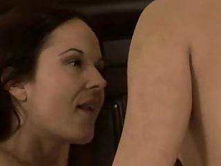 cougar belle seduces fresh girl...f70