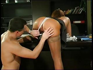 slutty woman boss