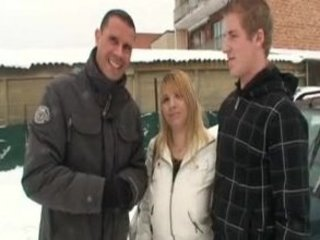 german man shares lady with brother