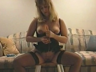 extremely impressive albino housewife woman milf