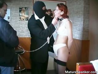 horny kinky ginger milf bitch part6