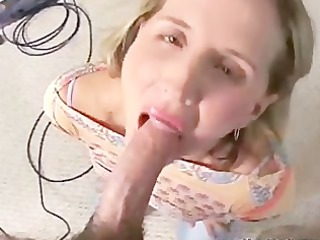 desirae having ass sex, loud orgasms, sperm full