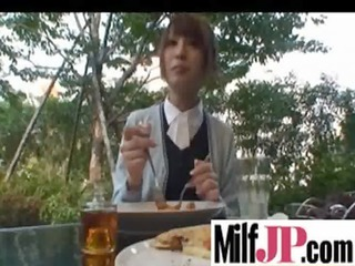 asians japanese ladies taking tough pierce clip13