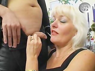 she prefers a inexperienced man