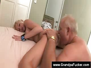 albino man obtain pierced by grandpa