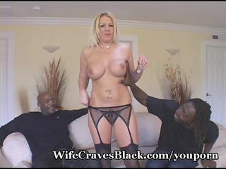 wifey craves 2 dicks