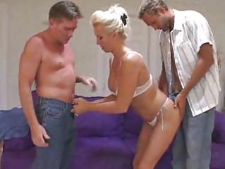sensual lady copulates more amateur penis