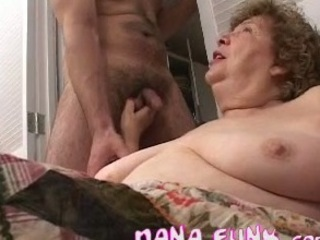 super old licking inexperienced colorless penis