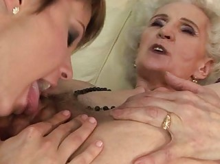 old pleasing homosexual woman porn