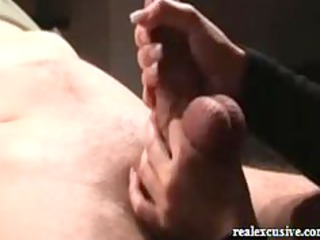 handjob from belgium, starring my maiden