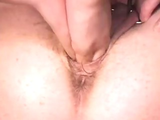 fucked granny with lots of rings into her worship
