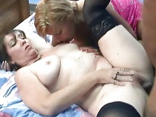 swinging woman liisa into a libido swapping three