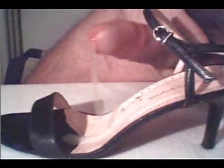 my woman ebony sandal