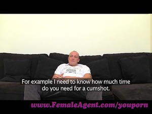 femaleagent. dont tell my housewife