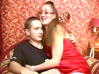 russian older mother and son 02