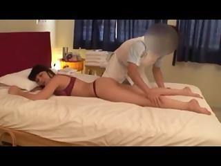 nonprofessional albino wife massage (pts162)