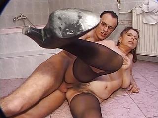 german furry  elderly